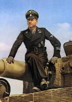 Wittmann Waffen SS by waffenmac