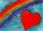 I Make Rainbows When I Leap by MindfullyArtistic