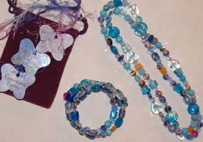 Mom's Jewelry Set by MindfullyArtistic