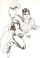 Superman WIP by Shigdioxin