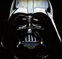 Darth Vader by Shigdioxin