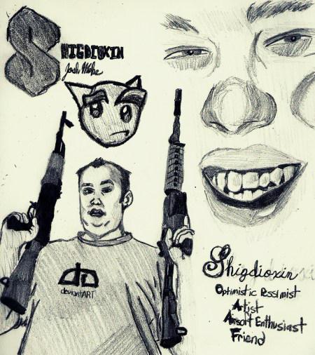 Shigdioxin's Profile Picture