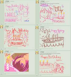 Happybdaymontage by LOLRapid