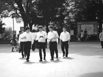 japanese students by shutonga