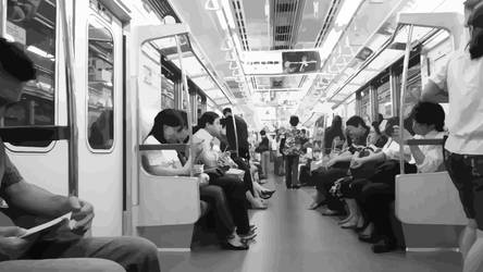 Tokyo JR Lines by shutonga