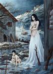 Lady Winter by MichaelBrack