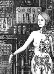 Industrial aesthetics by MichaelBrack