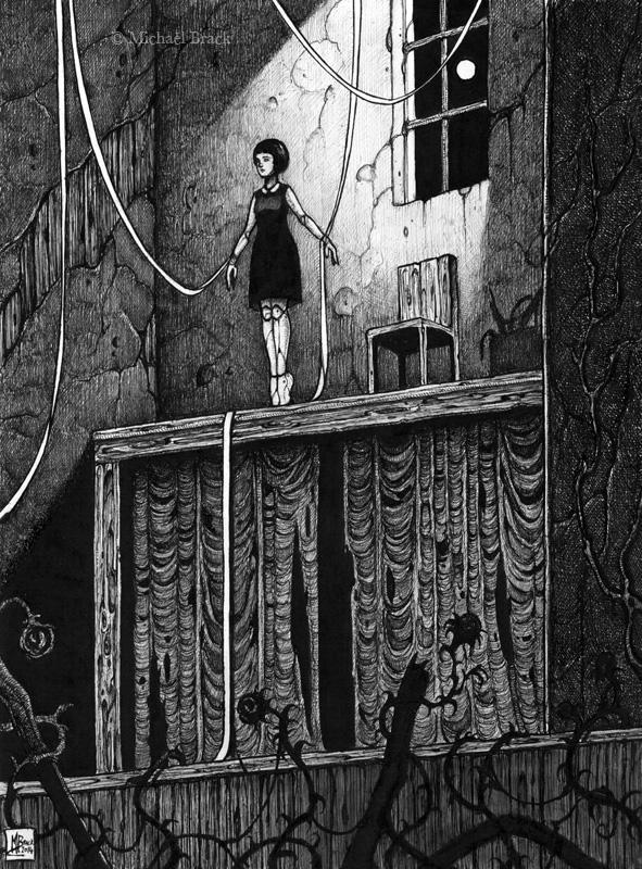 Puppet theatre by MichaelBrack