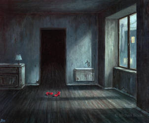 Dark room by MichaelBrack