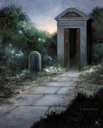 Necropolis VI by MichaelBrack