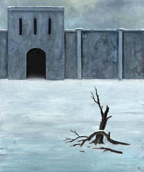 Gate by MichaelBrack