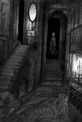 Ghost by MichaelBrack