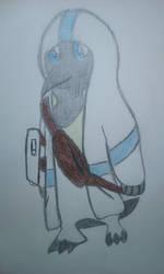 Bro. The Penguin by Nrnifu