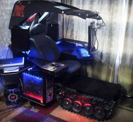 Gaming chair by Darkrainee