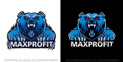 Maxprofit  logo by KonstantinBratishko
