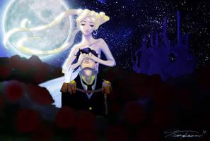A Secret Love by Newsha-Ghasemi