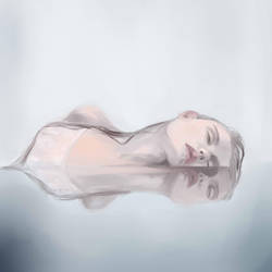 Speed Paint Dec 3 by Newsha-Ghasemi