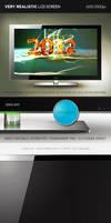 LCD Screen by csuz