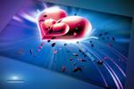 Love Card by csuz