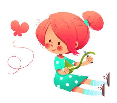 Kid 04 :: by Zouap