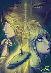 The Legend of Zelda - Somewhere by Freiha
