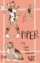 PIPER (ref) by Sooz19444