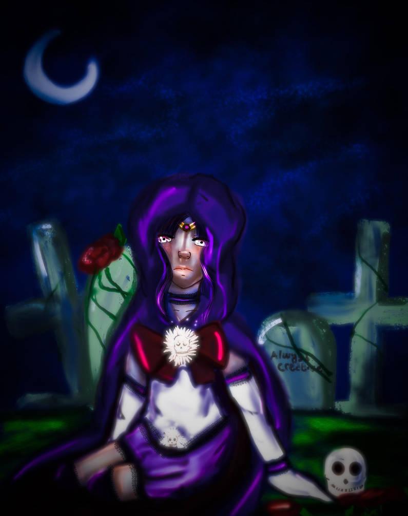 Sailor of Death + Speedpaint by AlwysbCreative