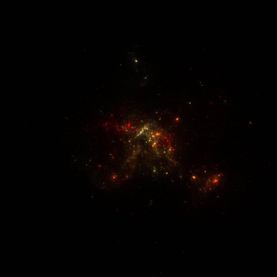 Starfield by fluxmagic
