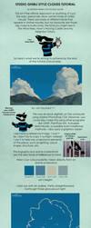 Ghibli-style Clouds tutorial by NuclearJackal