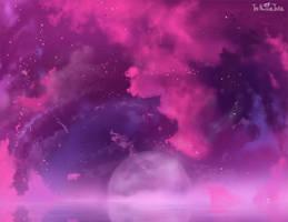 Purple Sky by NuclearJackal