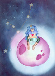 The Little Princess by Ailantan