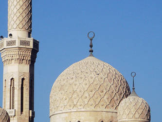 Jumeirah Mosque by AddyKing