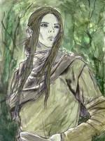 Legolas Greenleaf by bleu-le-fou