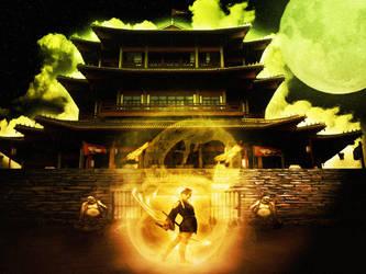 The Dragon Dojo by NERDvision