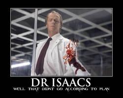 Dr Sam Isaacs by BioHazaRd-Apocalypse