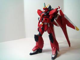 Savior Gundam by Senjikun