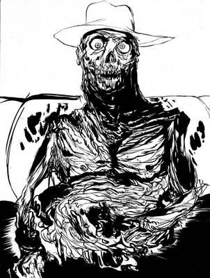 Zombie_Buck by jonesray