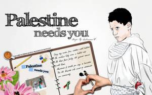 Palestine needs you by muhammadibnabdullah