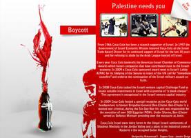 Palestine needs 2 by muhammadibnabdullah