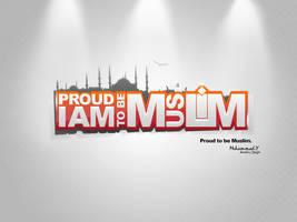 Proud Muslim by muhammadibnabdullah