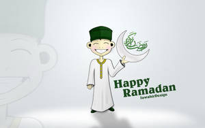 Happy Ramadan by muhammadibnabdullah