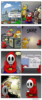 Shy Guy Adventures: License to Kart by TricksyWizard