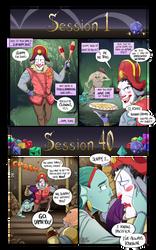 Class Clown by TricksyWizard