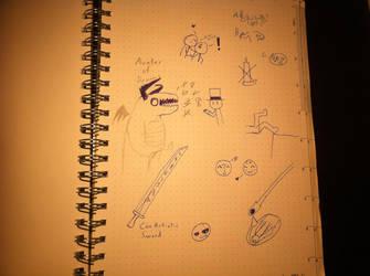Doodle Dump by ConArtist-666