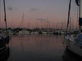 Gzira Harbour by misterchokola