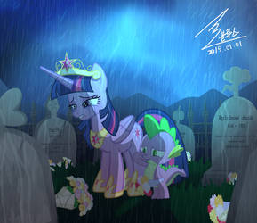 MLP Equestria 100 years later... by 0Bluse