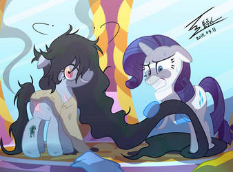 MLP Nuisance by 0Bluse