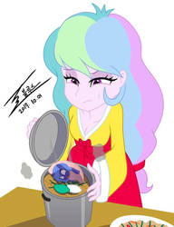 MLP Songpyeon Woona 2 by 0Bluse