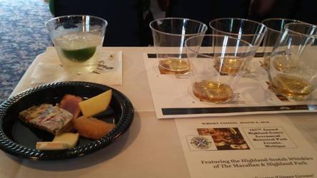 Whiskey Tasting by CorpseMonkey