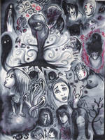 Paranoia by Sayurl